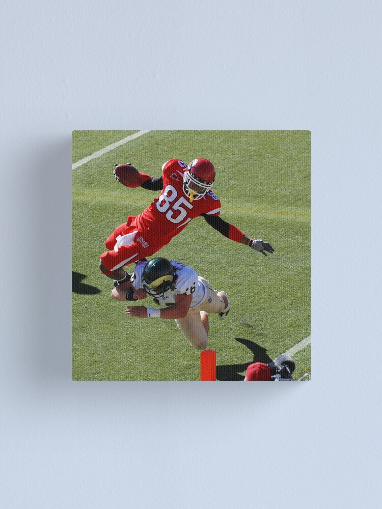 Alternate view of High4Six Canvas Print