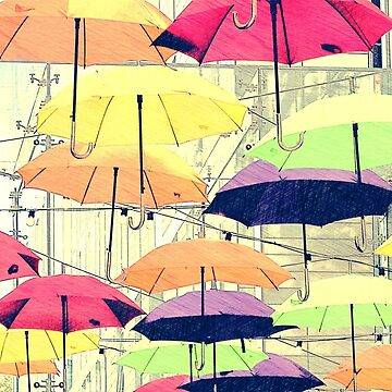 Can Never Have Too Many Umbrellas  by spops
