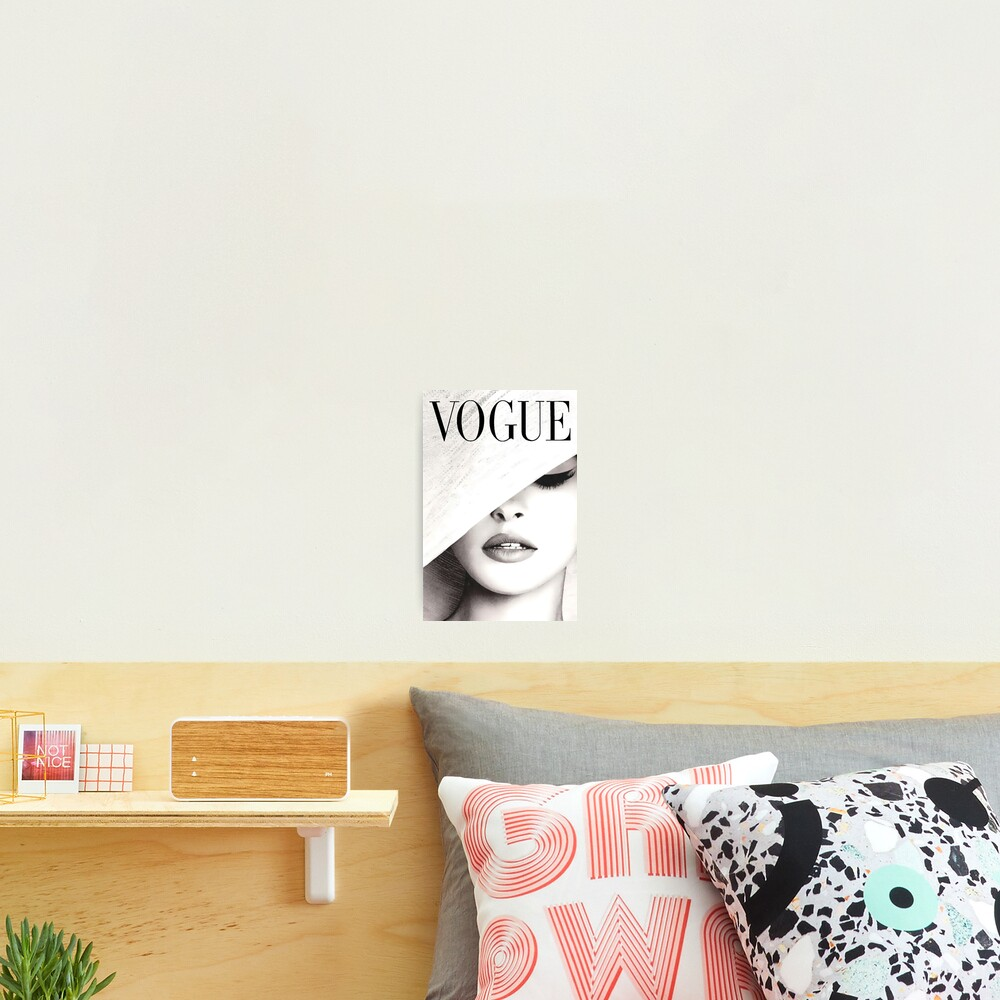 Vogue Covert Wall Art Photographic Print