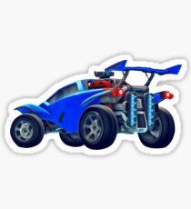 Rocket League - Octane (Blue) Sticker