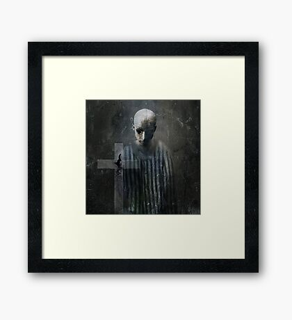 No Title 142 Framed Print