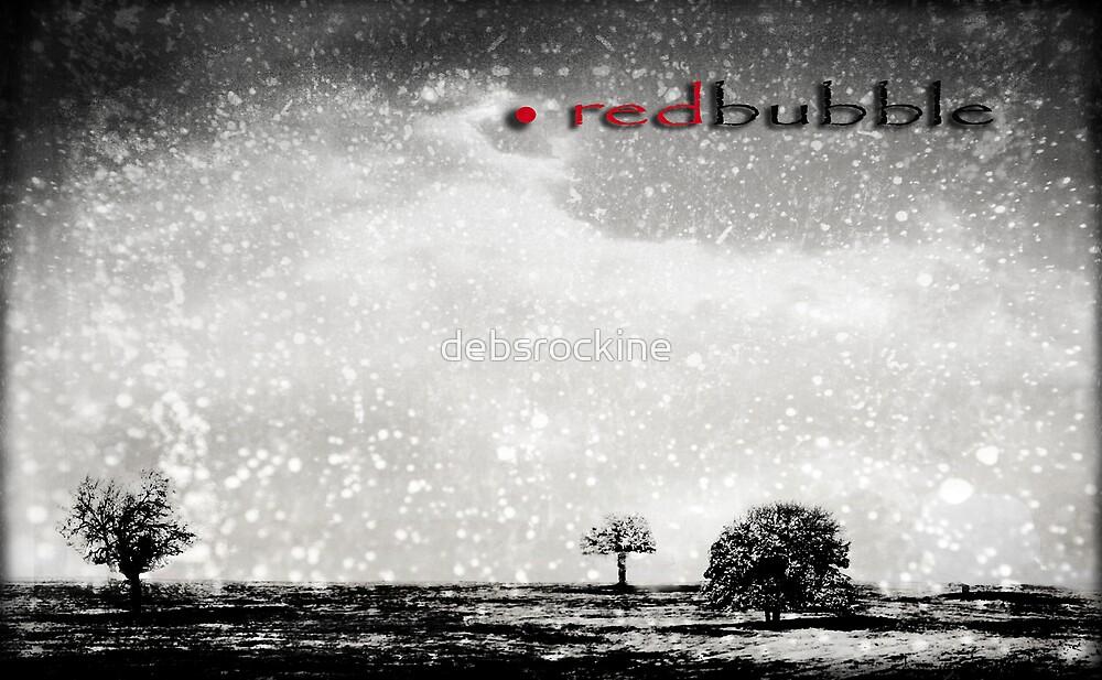 redbubble by debsrockine