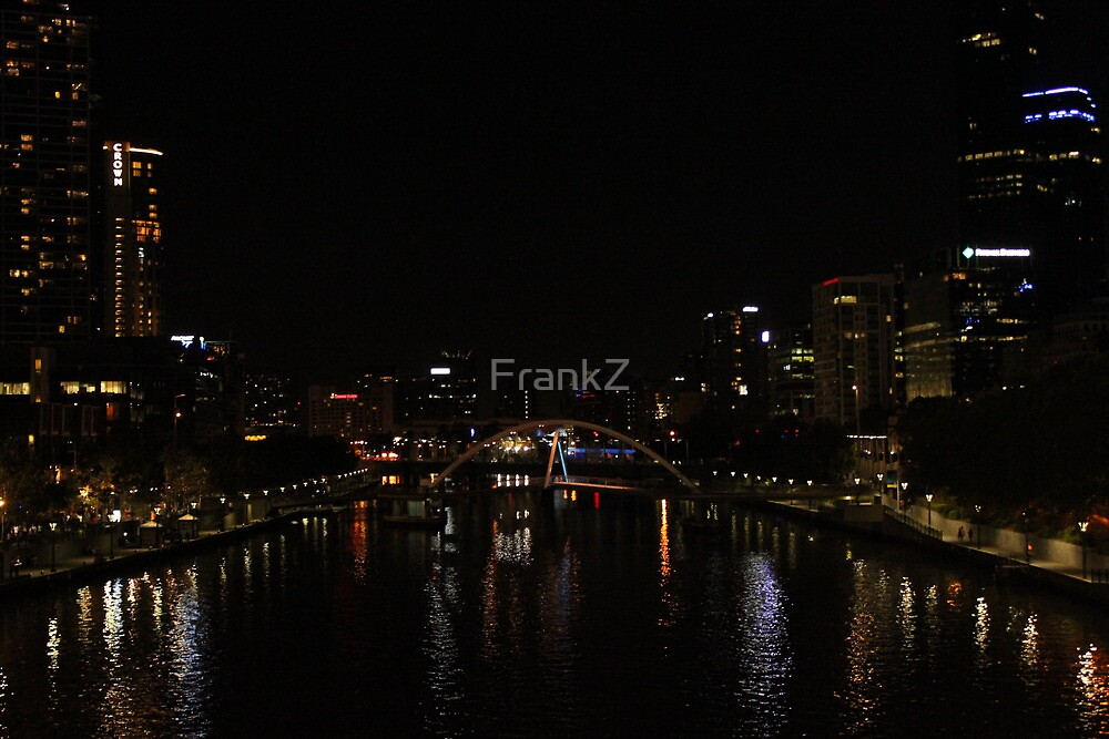 Yarra River, Melbourne by FrankZ