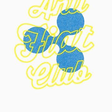 Anti fiat club ripple gift by LikeAPig