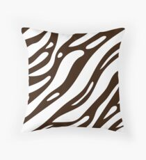 Black and white stripes. Floor Pillow