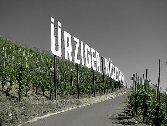 Ürziger Würzgarten by Christian Langenegger