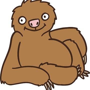 Sloth by Pferdefreundin