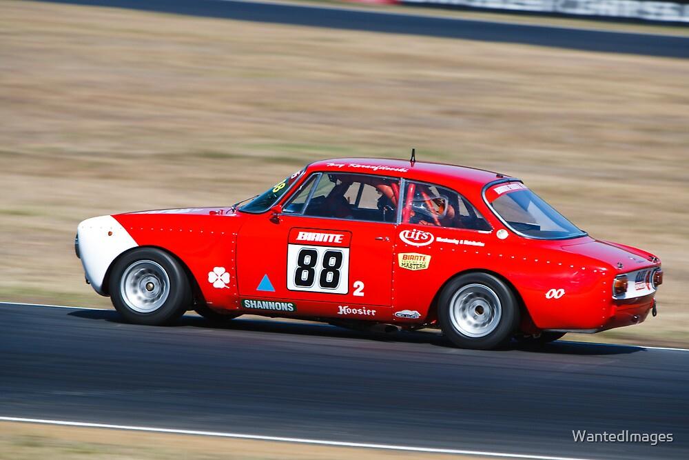 Tony Karanfilovski- 1970 Alfa Romeo GTAM by WantedImages