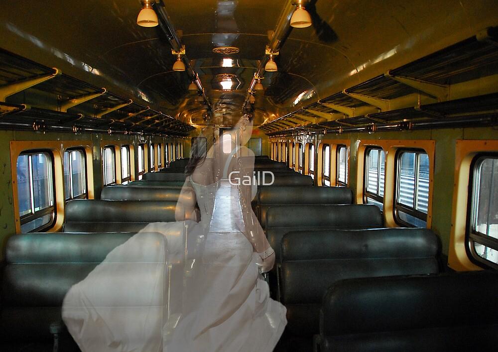 Ghost Train by GailD
