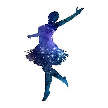 Ballerina by GwendolynFrost