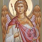 Archangel Michael by ikonographics