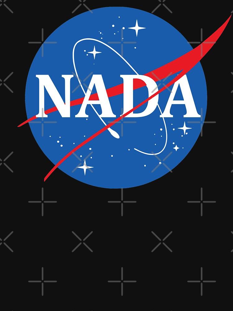 Nasa Logo Nada by idaspark