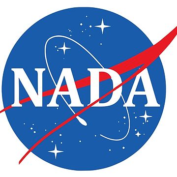 Nasa Logo Nada by idaspark