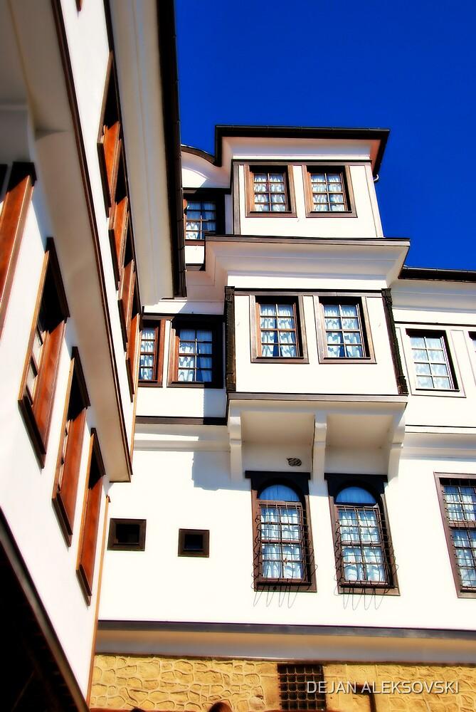 Author's House by DEJAN ALEKSOVSKI
