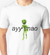 ayy lmao - Best of the Internet Unisex T-Shirt