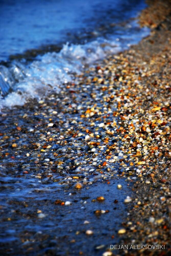 Wet sand by DEJAN ALEKSOVSKI