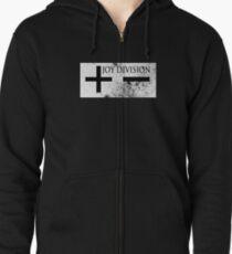Joy Division Zipped Hoodie