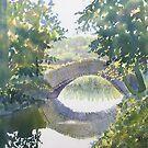 Bridge over Gypsy Race by Glenn Marshall