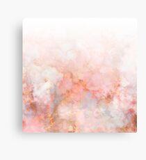Lámina metálica Congelado rosa y oro patrón de mármol Ombre