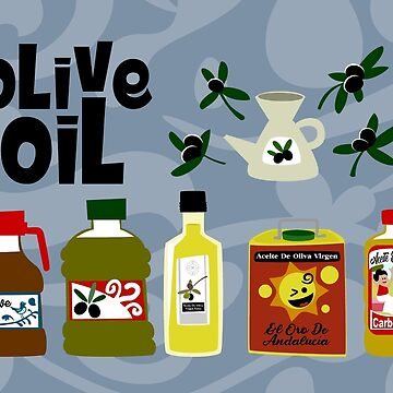 Olive Oil by soniapascual