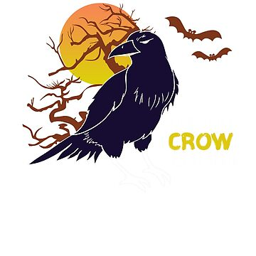 COOL CROW T SHIRTS by RadTechdesigns