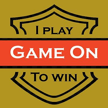 I Play To Win Game On Shirt - I Play To Win Game On tee - I Play To Win Game On tshirt - I Play To Win Game On t-shirt - Game Shirt by happygiftideas