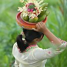 Bali life - ceremony  by Stephen Colquitt