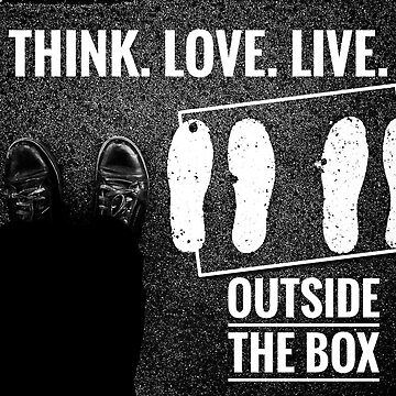 Tink. Love. Live. - Outside the Box by gphotobox