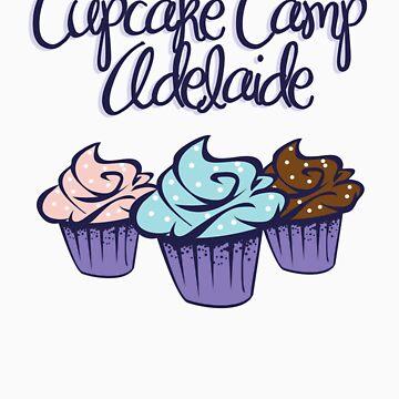 Cupcake Camp Adelaide by monzastar