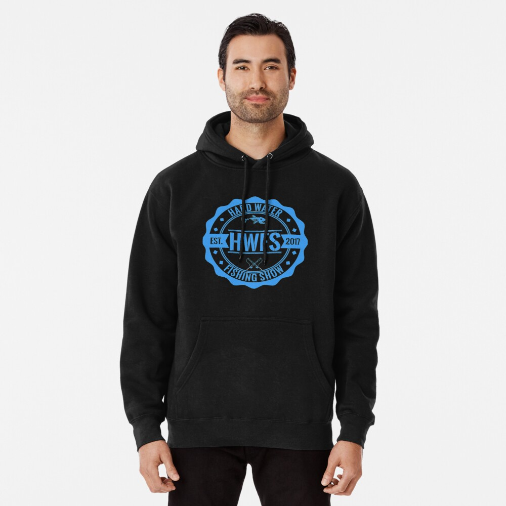 Hard Water Fishing Show - Merch Pullover Hoodie