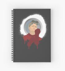 Dr. Horrible Spiral Notebook