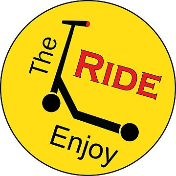 Enjoy The Ride Scooter Pro Shirt - Scooter Pro Shirt - Pro Scooter Shirt - Pro Scooter tshirt- Pro Scooter tshirt by happygiftideas