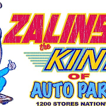 ZALINSKY King of Auto Parts (2) by trev4000