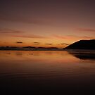 Sunset at Tidal river at Wilson Promertry by Andrew Hennig