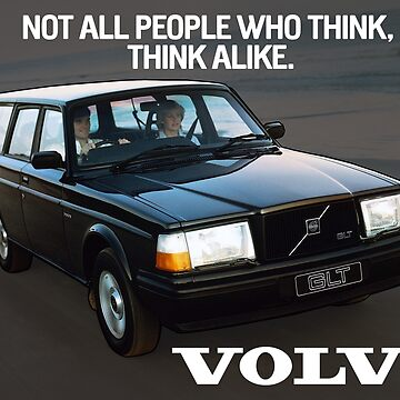 VOLVO 245 GLT by ThrowbackMotors