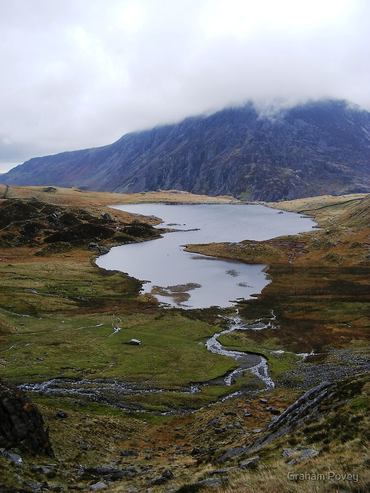 Cwm Idwal by Graham Povey