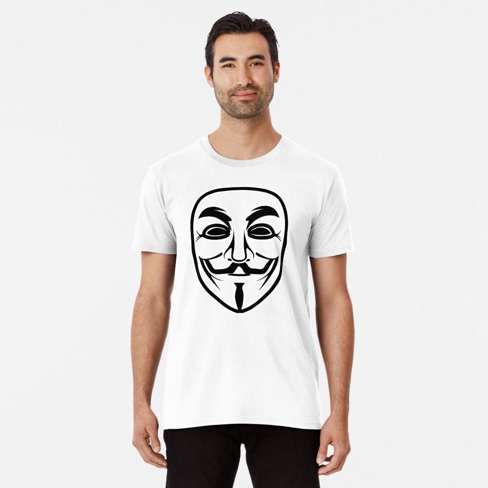 anonymous v2 Premium T-Shirt