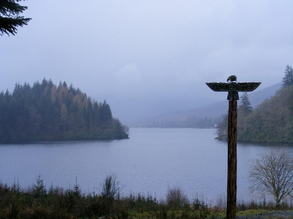Loch Ard by julesky399