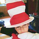 Cat In A Hat by James Watson