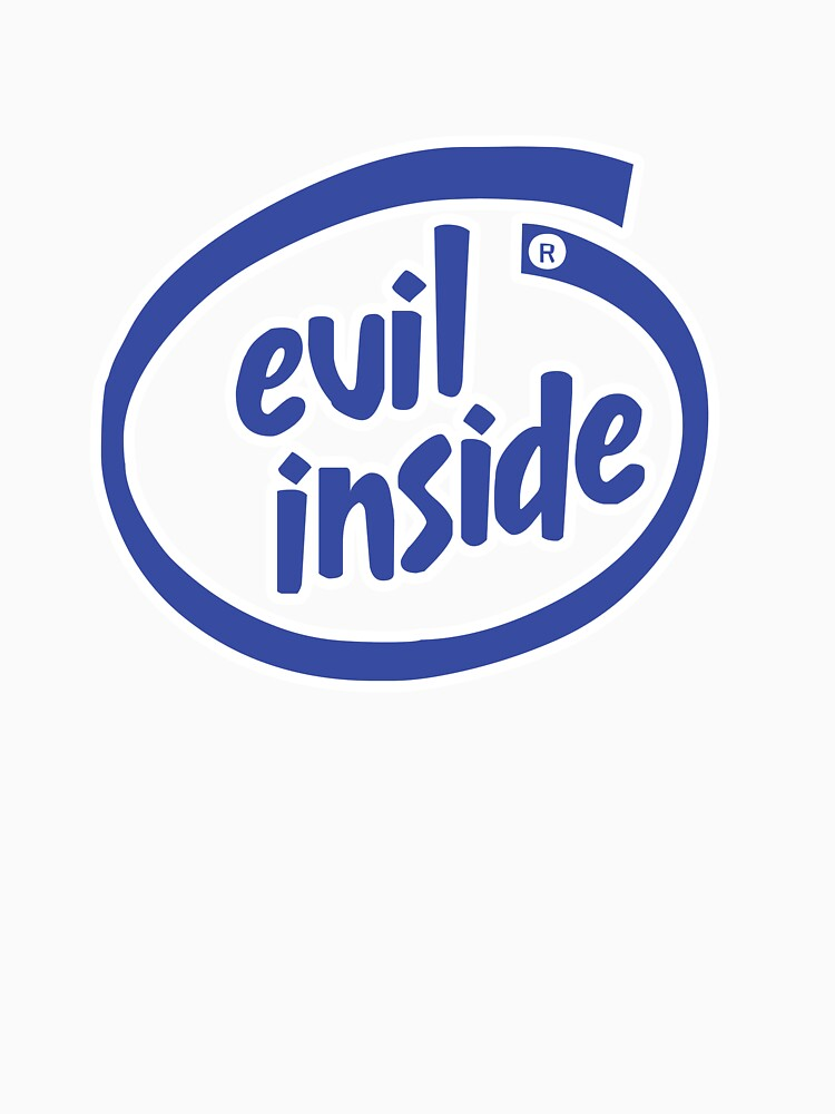 Freaky Logo - Evil Inside by cadcamcaefea