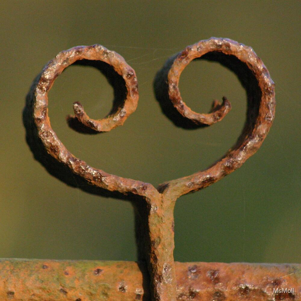 Iron heart by MsMoll