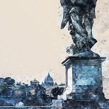 Rome and the Vatican City by ErianAndre