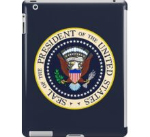 Seal of the President of the United States iPad Case/Skin