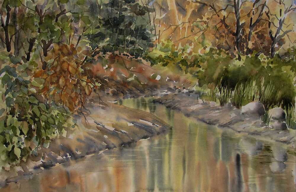 November Reflections by ChitoGonzaga