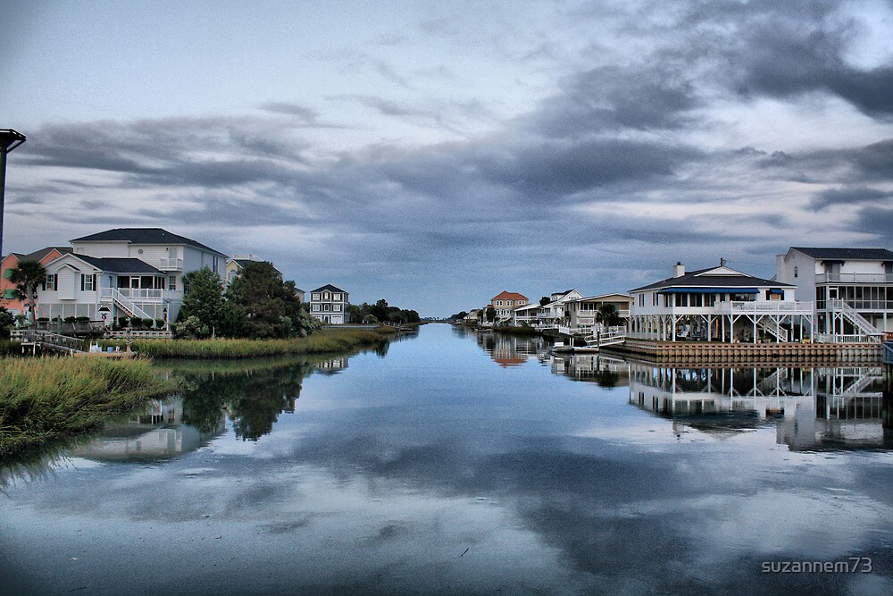 Evening Reflections by suzannem73