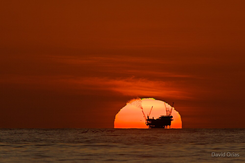 Is The Sun Setting on Fossil Fuels? by David Orias