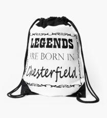 Chesterfield Drawstring Bag