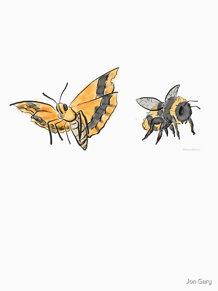 Float like a butterfly, sting like a bee by jongary