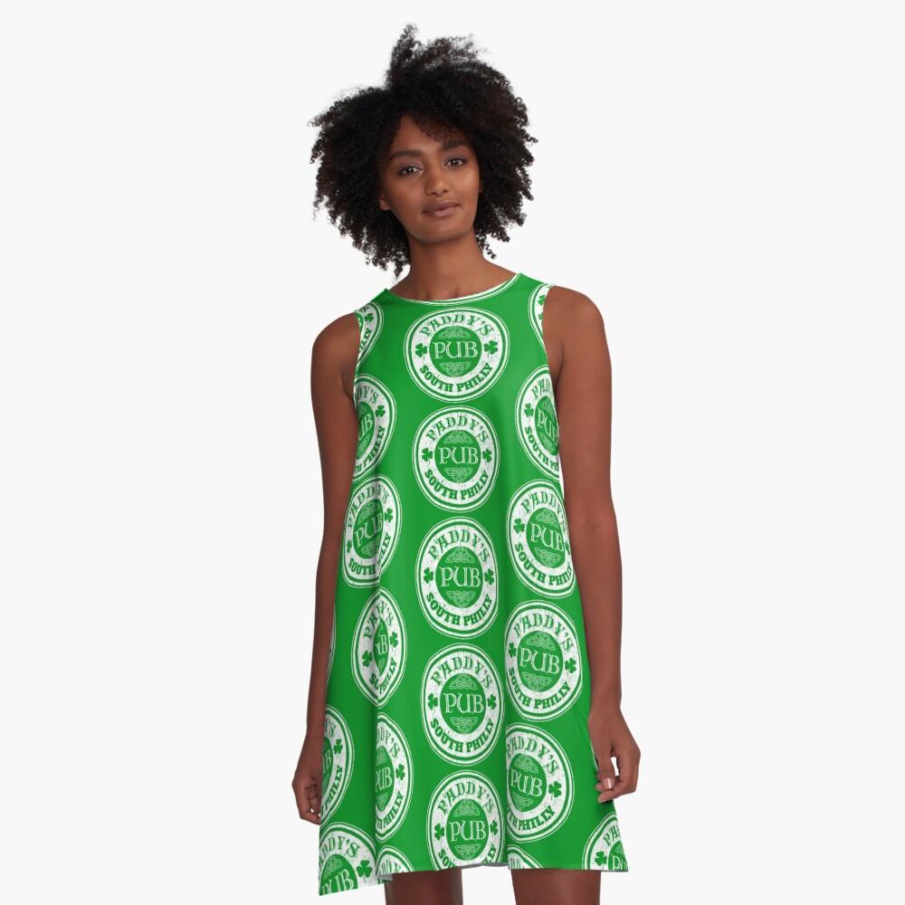 Paddy's Pub A-Linien Kleid