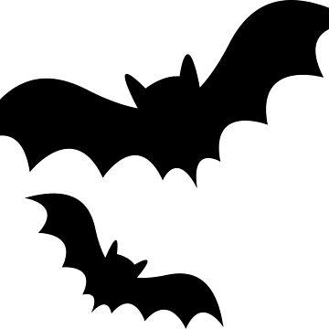 Bat - Halloween part 1 by HeliumArtStudio